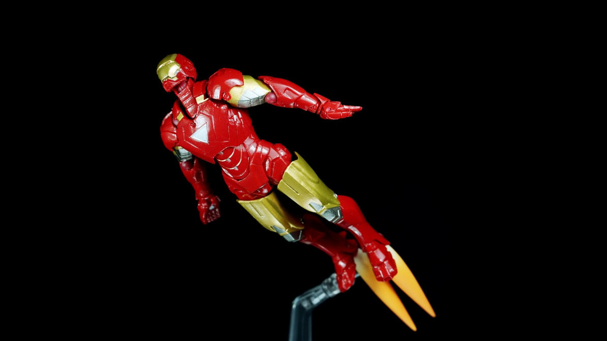 Revol mini iron man mark vi 04 by infinitevirtue on deviantart - Mini iron man ...
