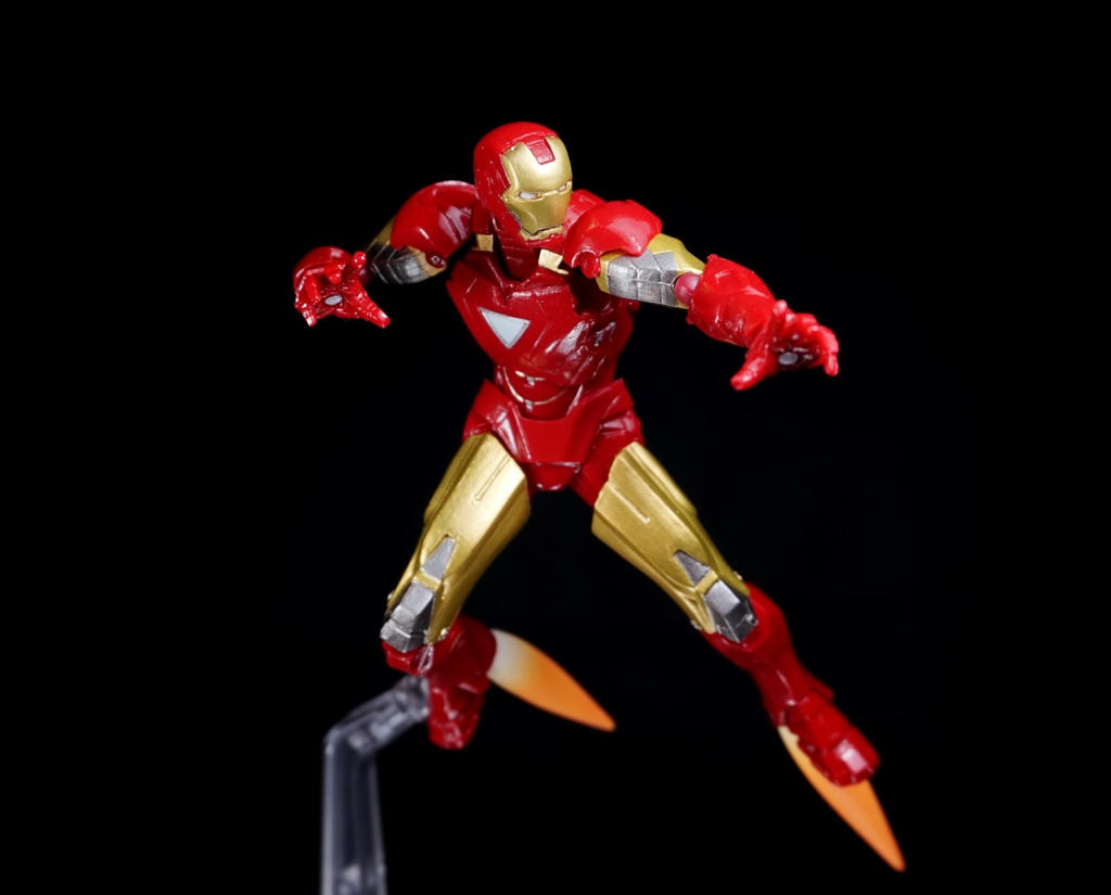 Revol mini iron man mark vi 06 by infinitevirtue on deviantart - Mini iron man ...
