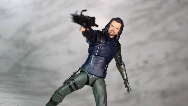 SH Figuarts Infinity War Bucky 08