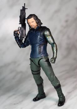 SH Figuarts Infinity War Bucky 11