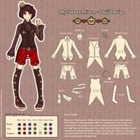 My Sweet Prince - Ouji Design by nokecha