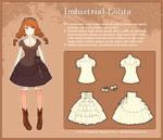 Industrial Lolita Design
