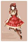 Pirate Lolita Design