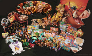 Noke's Lion King Collection by nokecha
