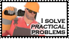 I Solve Practical Problems by redscoutplz
