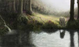 Unicorn Valley by gmblfdz
