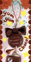 Choco Yum Yum Strap