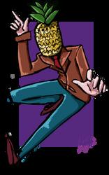 Pineapple by kirmalight