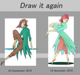 Draw It Again2018 by kirmalight