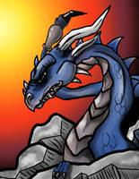 Awakening Dragon by warriorCRACKER