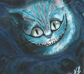 Cheshire Cat by Sailorsbane