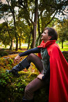 Prince Philip Cosplay - Dreaming of Aurora by DocSkavenger