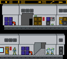 Demake: Half Life :NES: