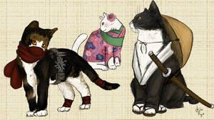 Cat Threads