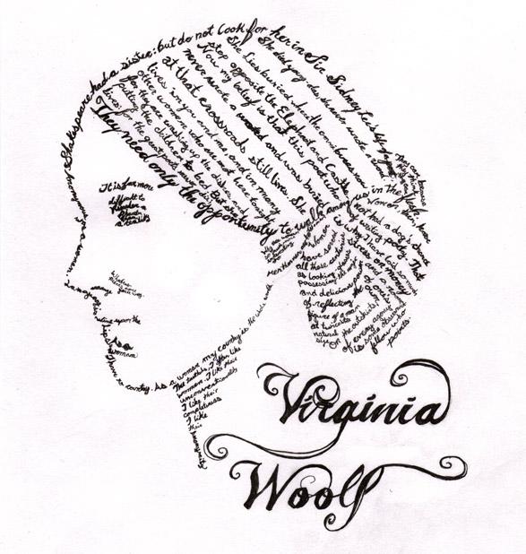 Virginia Woolf - portfolio