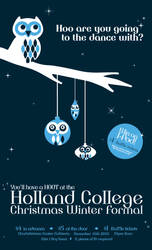 Owl Dance Poster