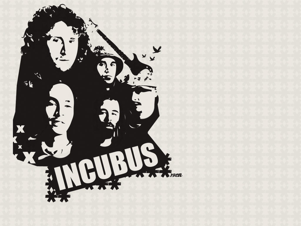 Incubus by Davidgtza2