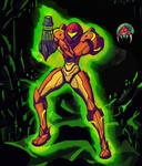 Metroid - Samus, Visions of a Hunter