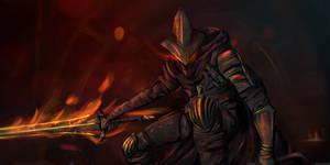 Dark Souls - Abyss Watcher, Relentless