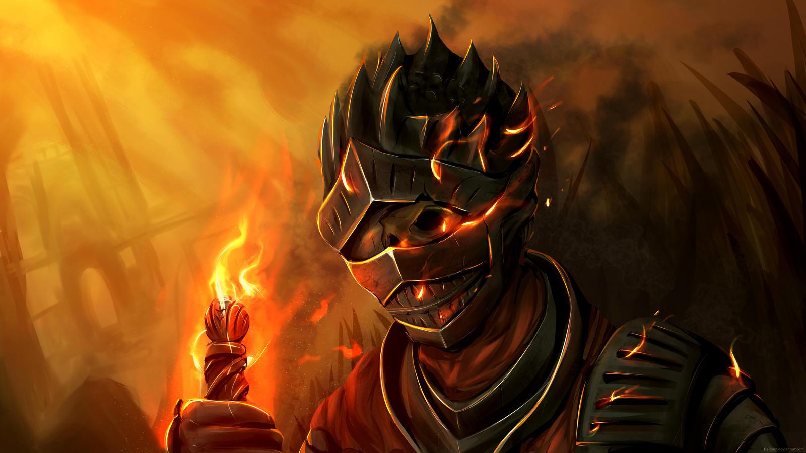 Soul Of Cinder Fan Art: DeviantArt
