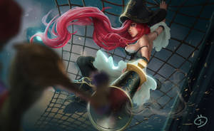Miss Fortune by jujumaho