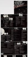Shane Cough booklet design