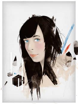 Anna Maria, magazine cover