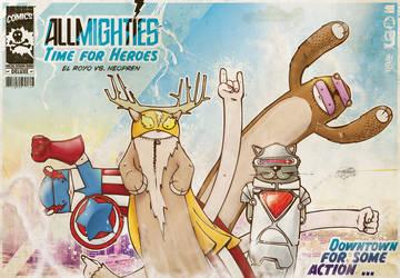 Heroes by incogburo