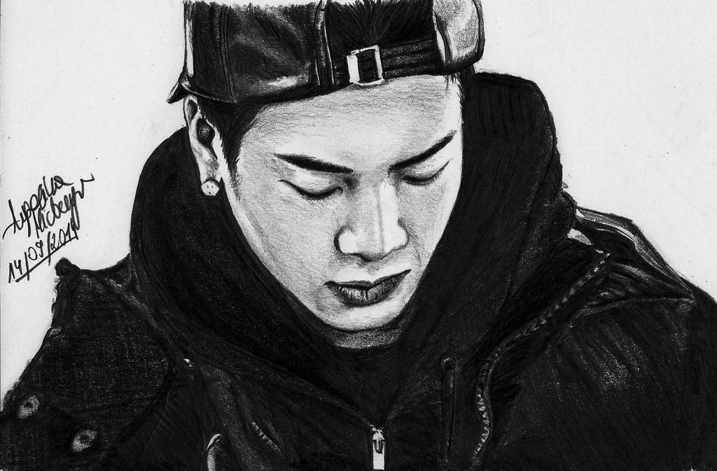 Jackson Wang by zgirl3210