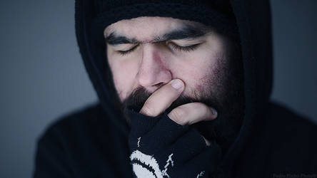 My Suffering.. by PedroPinhoPhoto