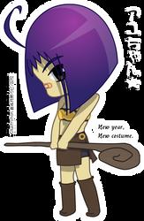 New year, new clothes by KirbyIwaki