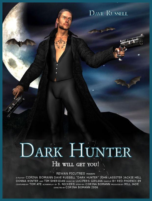 Darkhunters movie
