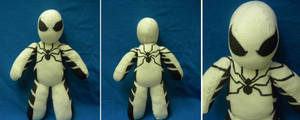 Spider Man New Foundation Plush by Shogun95