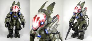 Kitsune Mech Robot Plush Toy by Shogun95