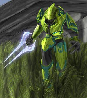 Sword-Wielding Elite