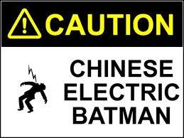 Chinese Electric Batman by SoulXChaos