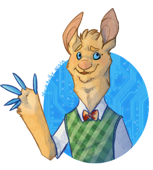 I'm like a neopet Wesley by Stais