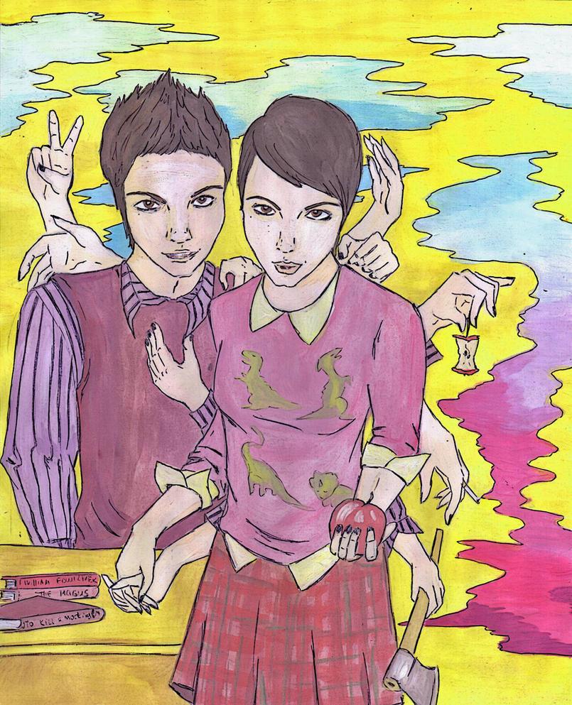 Twins by SophieMorgan