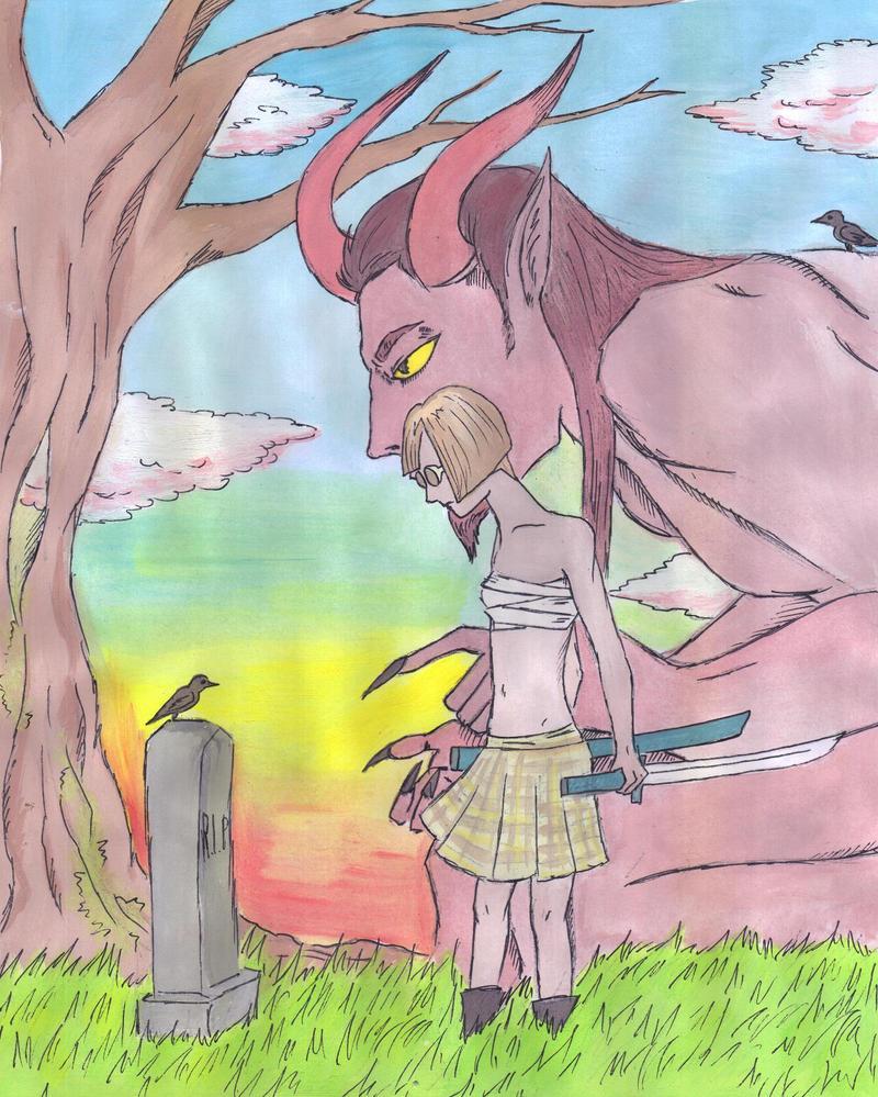 the Devil by SophieMorgan