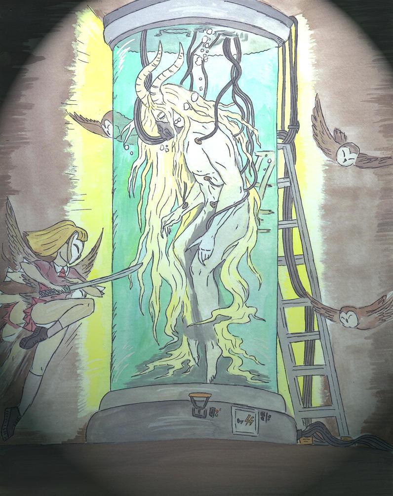Lucifer by SophieMorgan