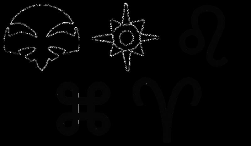 National Animals Contest Symbols