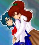 Ami to Makoto