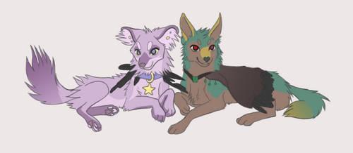 cute pupz by Rahvi