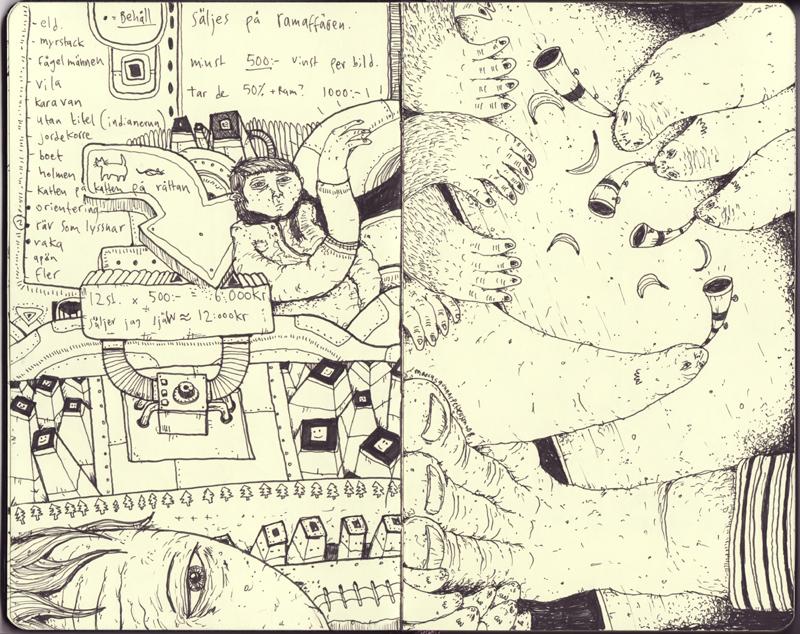 moleskin 02 by macen
