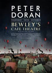 Peter Doran Poster by macen