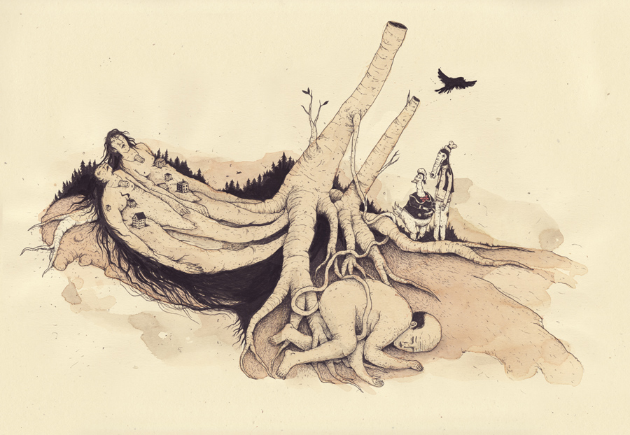 Duckburg 03 by macen
