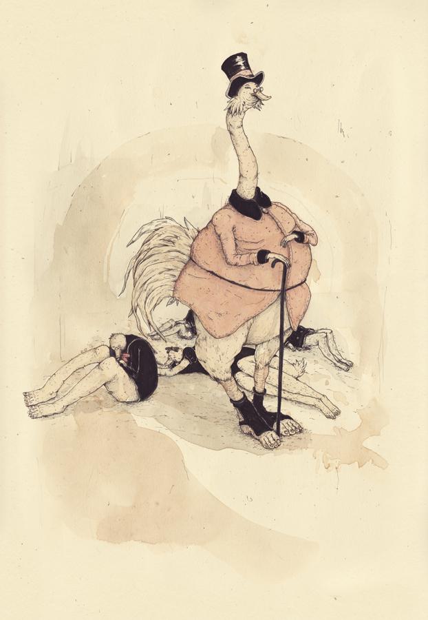 Duckburg 04 by macen