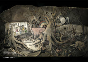 Moderna Museets Anteckningsbok by macen