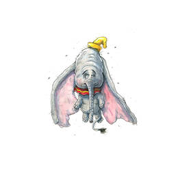 Childhood Totems - Dumbo by macen