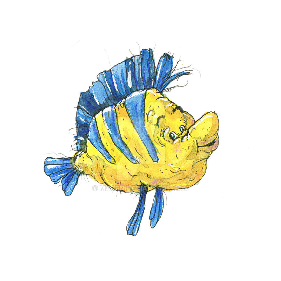 Flounder by macen